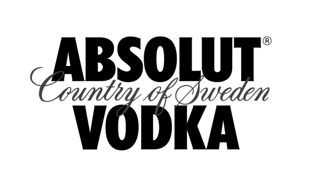 ABSOLUT+Logo+White+on+Black